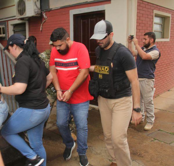 La Nación / Imputan a supuesta logística de esquema narco de Levi